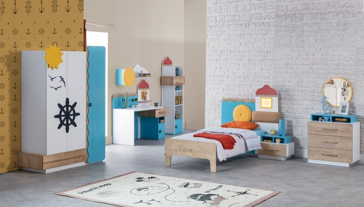 evgör mobilya genç ve bebek odaları
