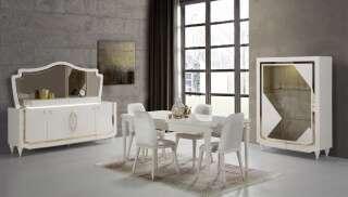 evgör mobilya, yemek odası