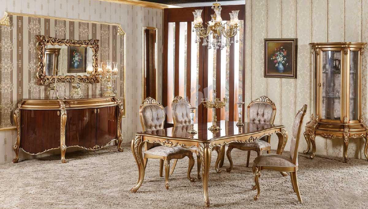 Alise Klasik Yemek Odası