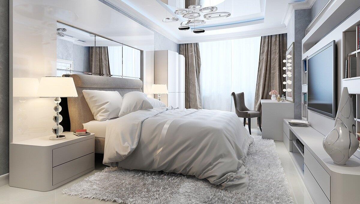 Andrey Otel Yatak Odası