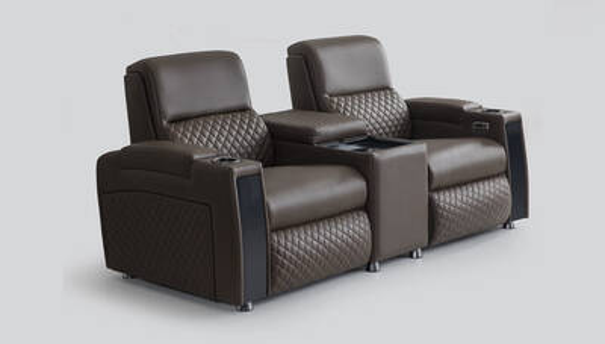 Anita Dual Massage Cinema Chair