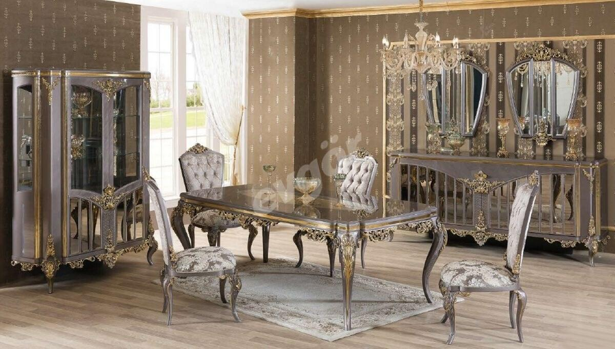 Apensiv Klasik Yemek Odası