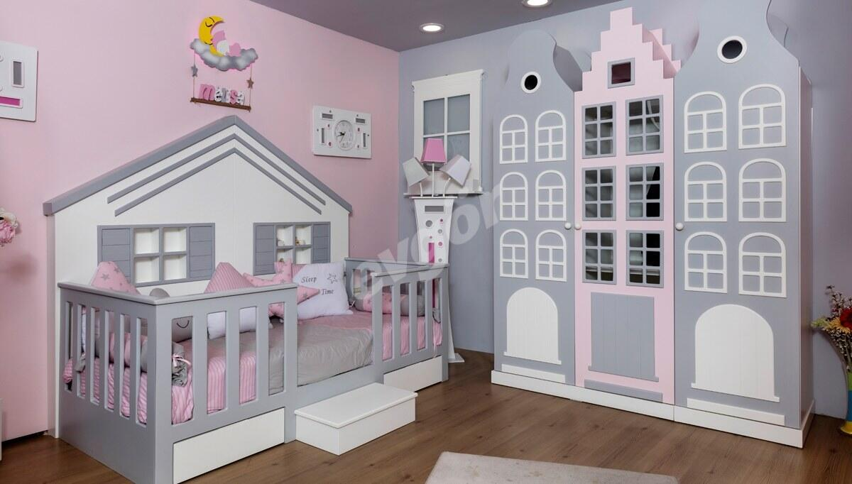 Argos Montessori Çocuk Odası