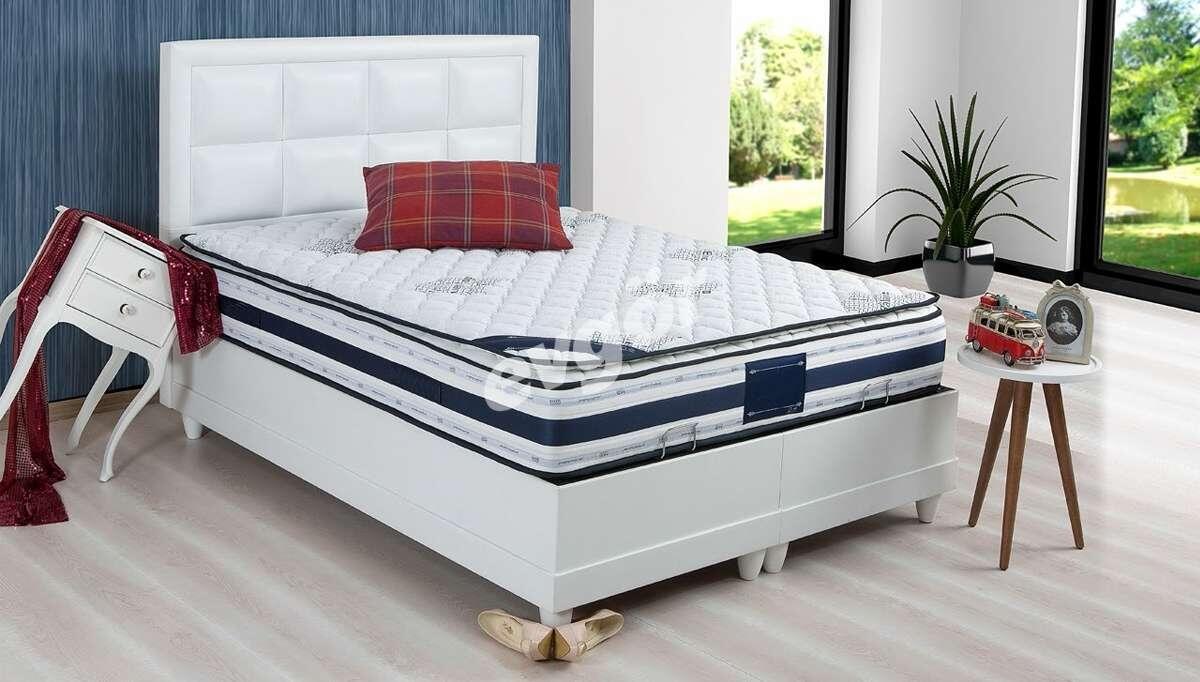 Arjen Yıkanabilir Yaylı Yatak 150x200