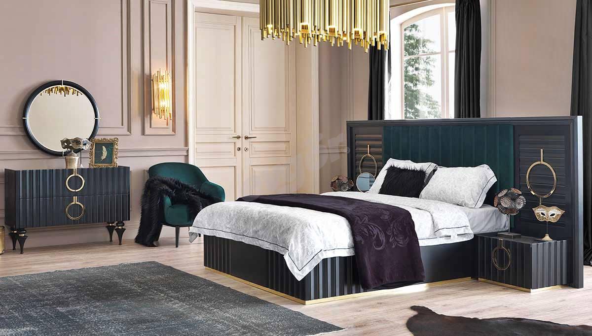 Avrasya Siyah Yatak Odası