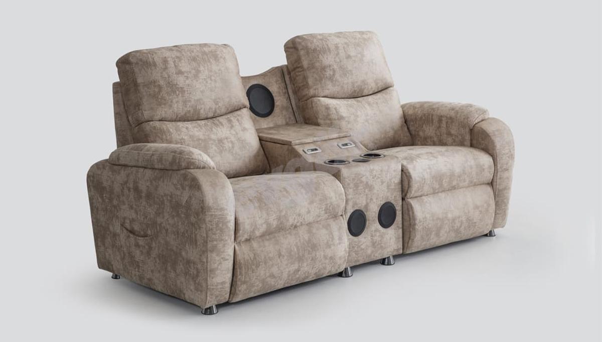 Babel Dual Massage Cinema Chair