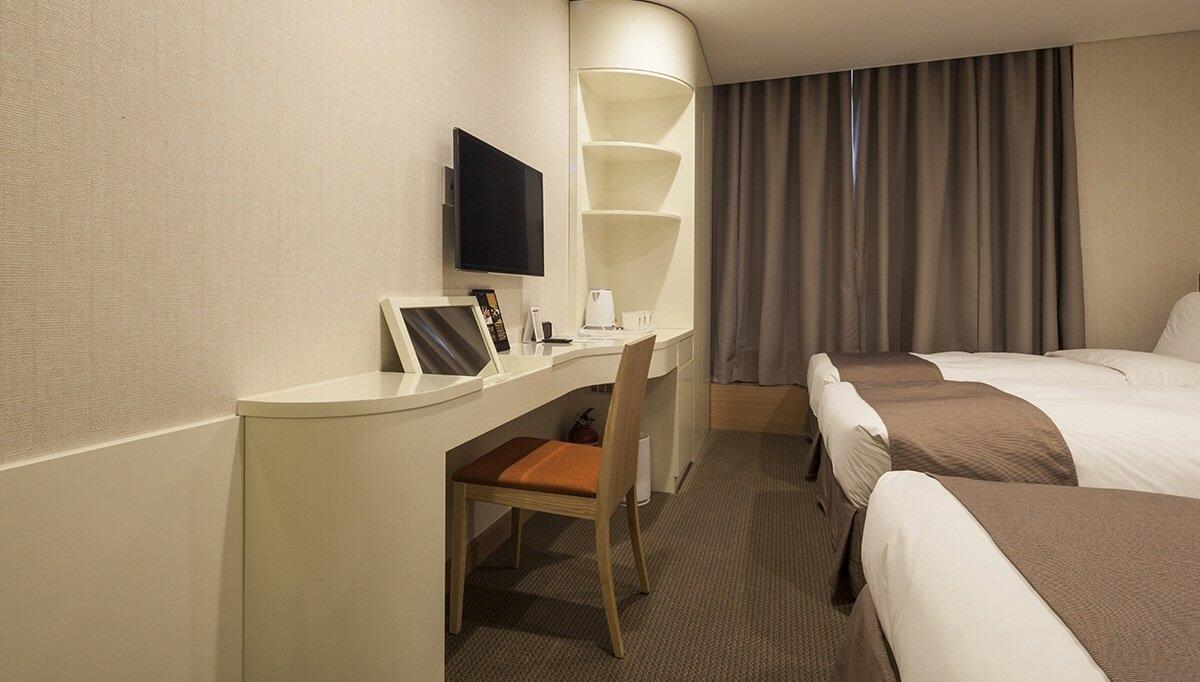 Bagnar Otel Yatak Odası