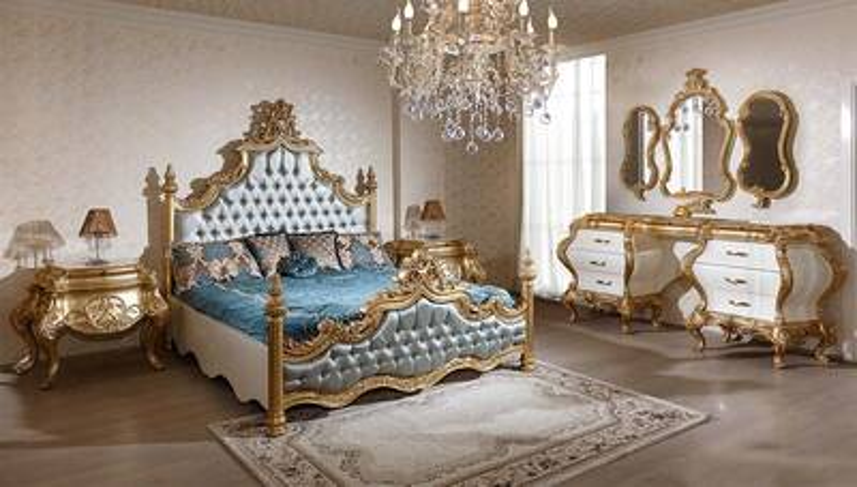 Barlas Klasik Yatak Odası