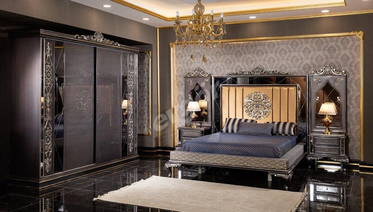 Belgrad Lüks Yatak Odası