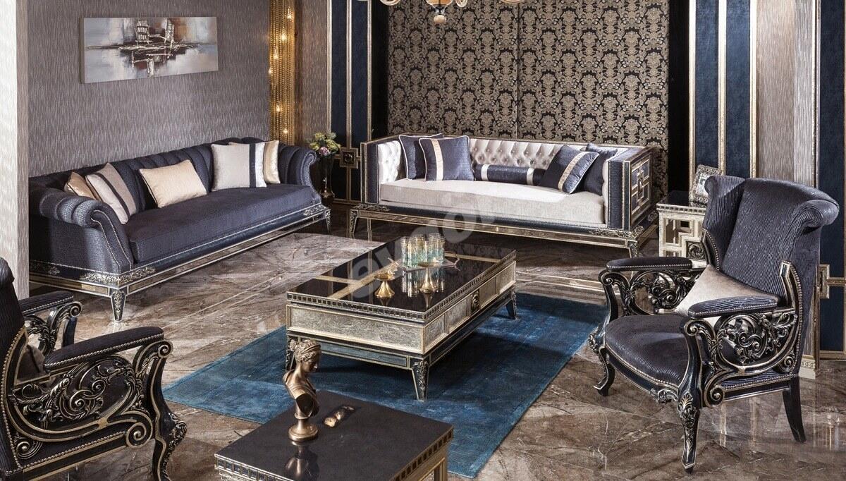 Burgaz Luxury Koltuk Takımı