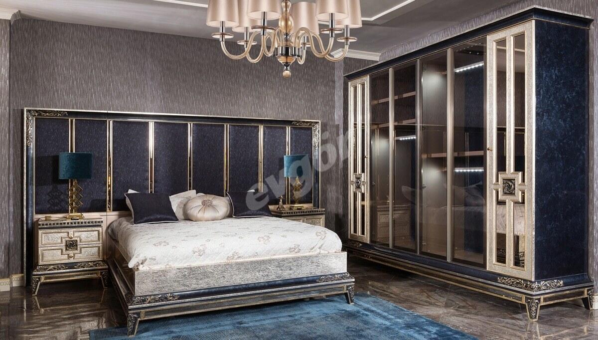 Burgaz Luxury Yatak Odası