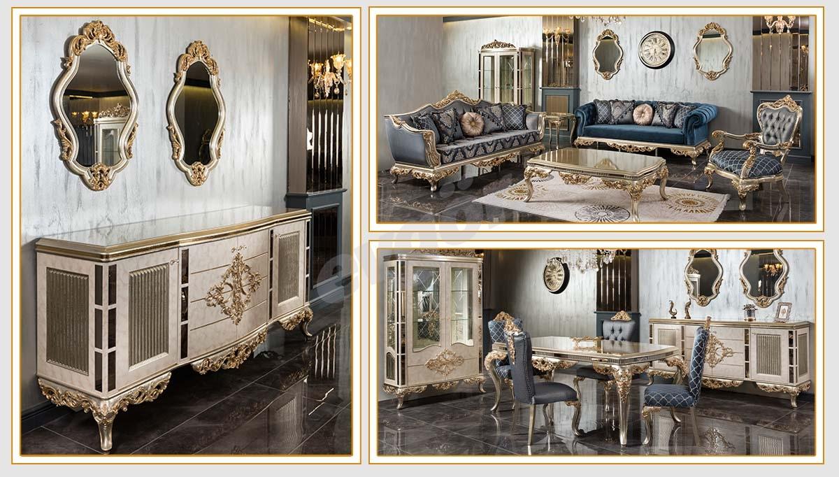 Cengizhan Klasik Salon Takımı