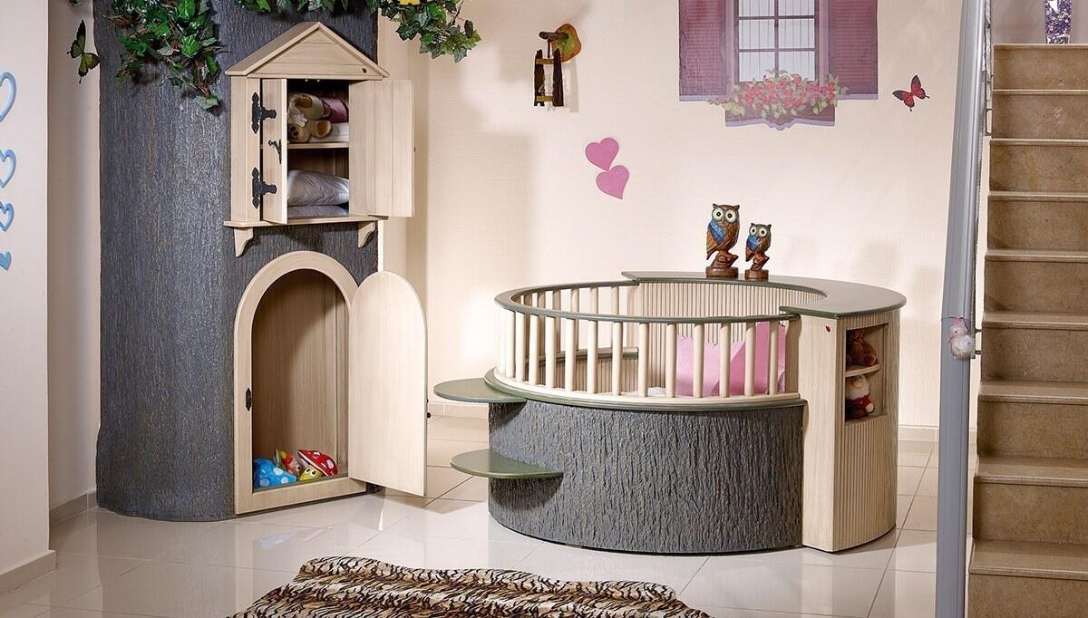 Çırna Bebek Odası