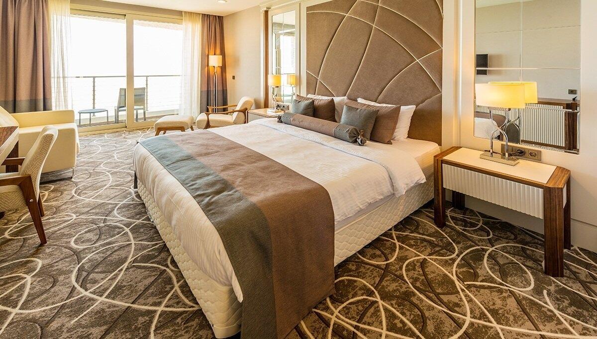 Decorar Otel Yatak Odası
