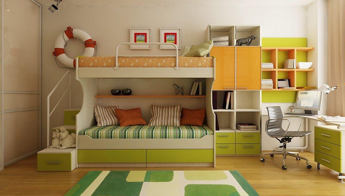 En Güzel Genç Odaları Modelleri