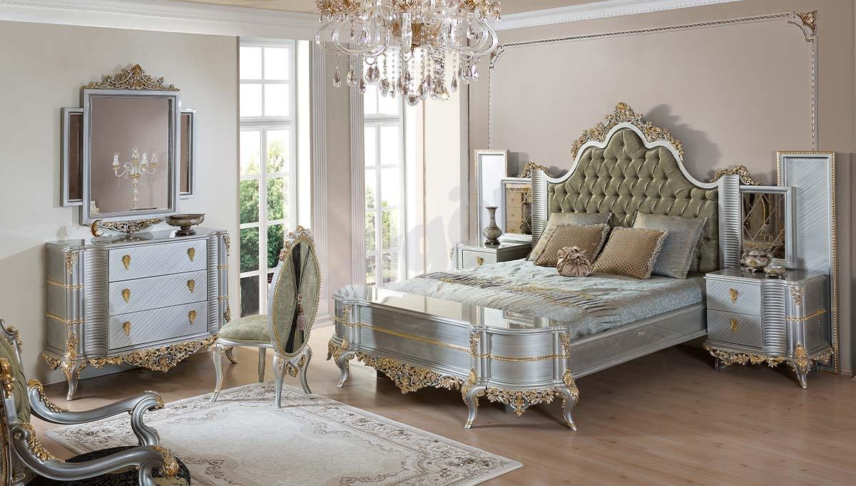 Eskape Klasik Yatak Odası