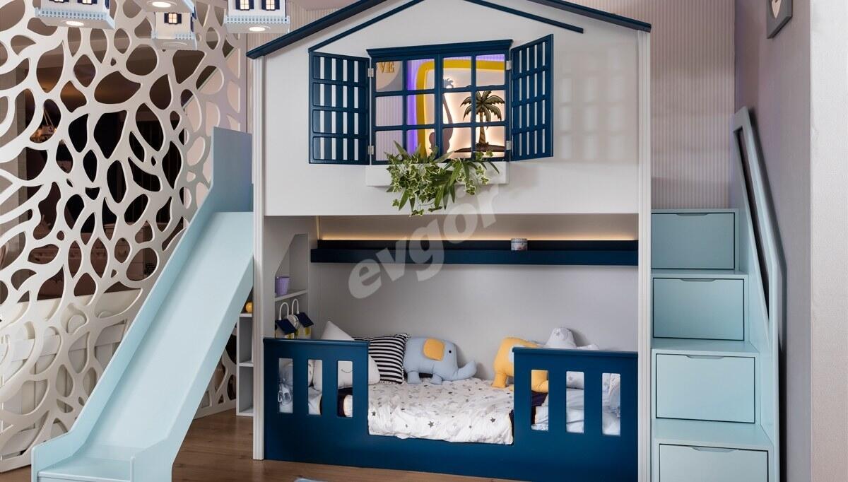 Ev Ranzalı Montessori Çocuk Odası