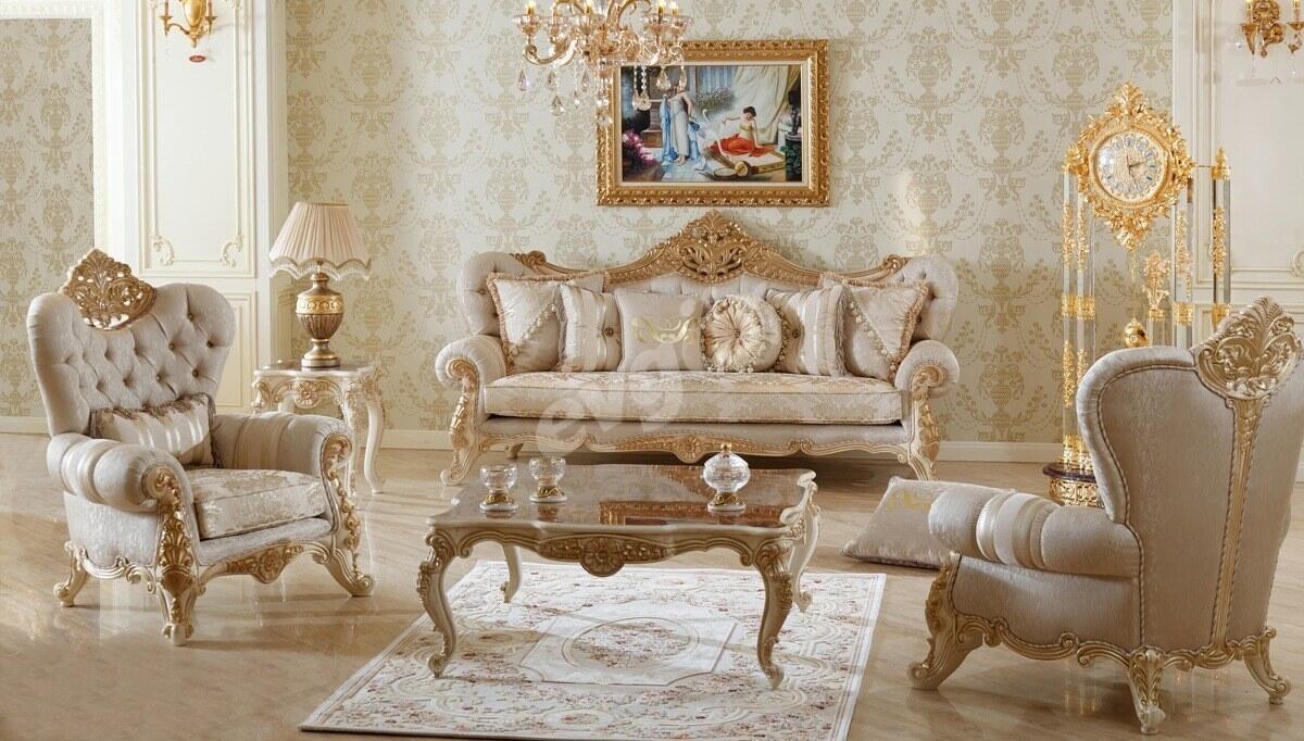 Florans Klasik Koltuk Takımı