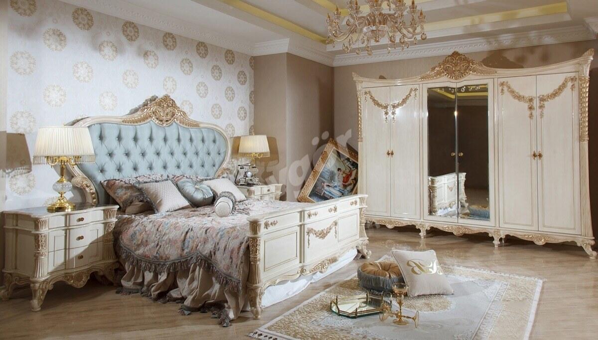 Florans Klasik Yatak Odası