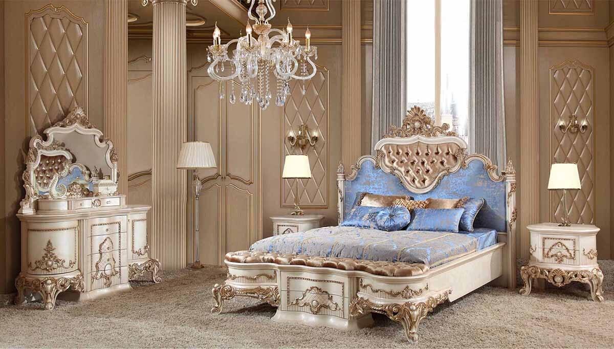 Fulya Klasik Yatak Odası