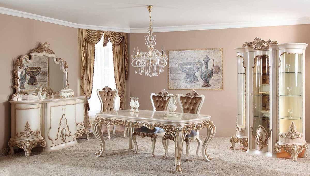 Fulya Klasik Yemek Odası