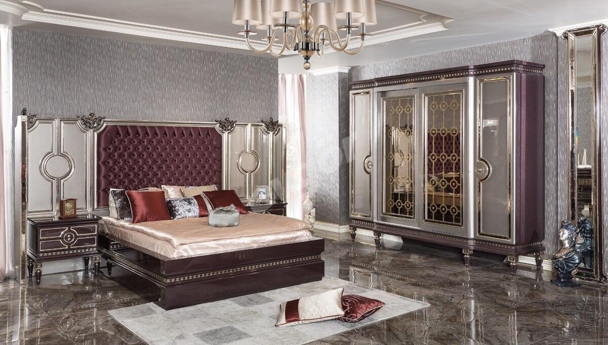 Gilan Klasik Yatak Odası