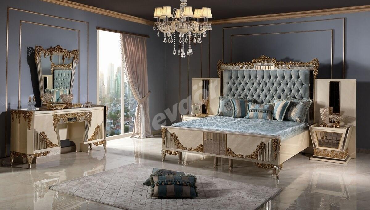 Hanedan Lüks Yatak Odası