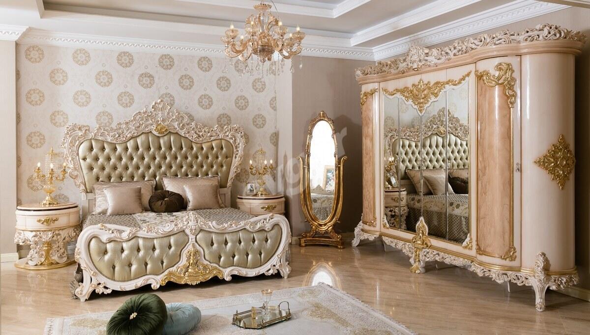 Hones Klasik Yatak Odası