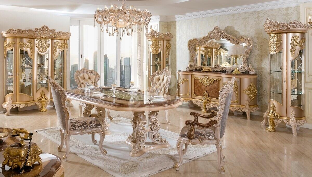 Hones Klasik Yemek Odası