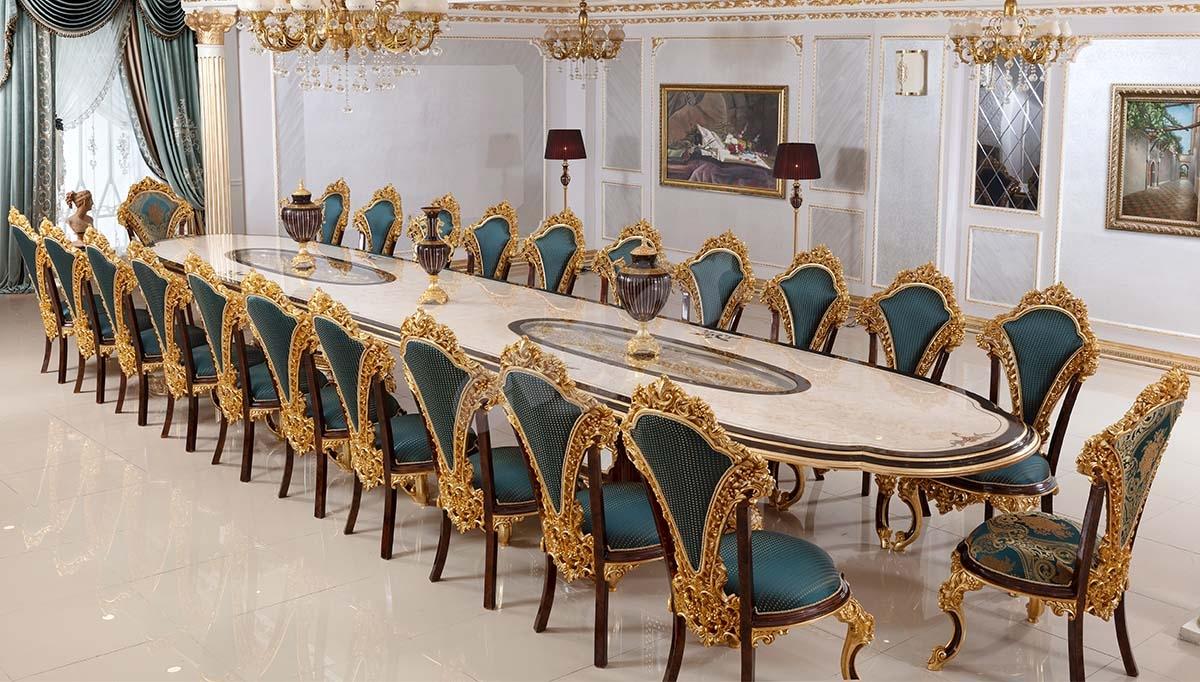 Hünkar Klasik Toplantı Masası