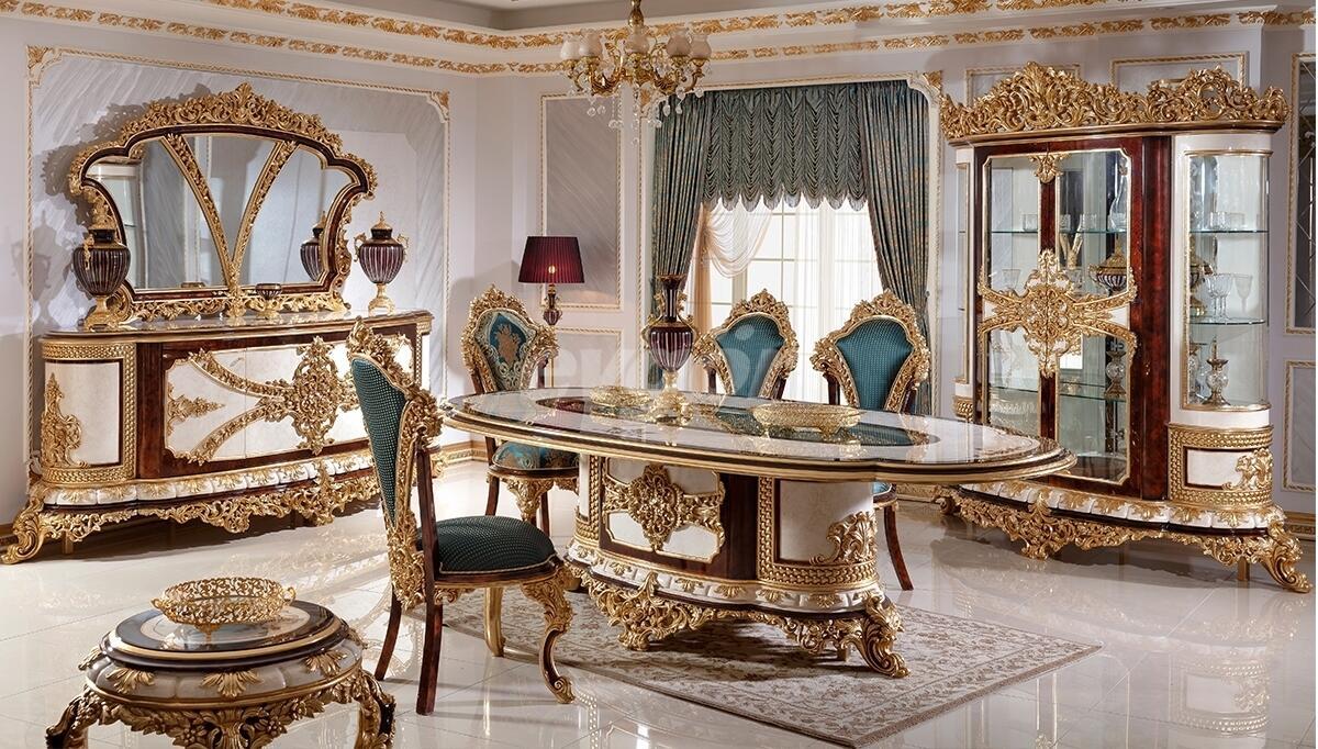 Hünkar Klasik Yemek Odası