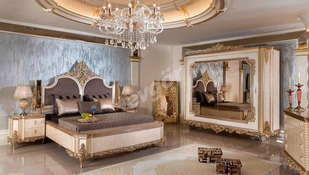 Hürreda Klasik Yatak Odası
