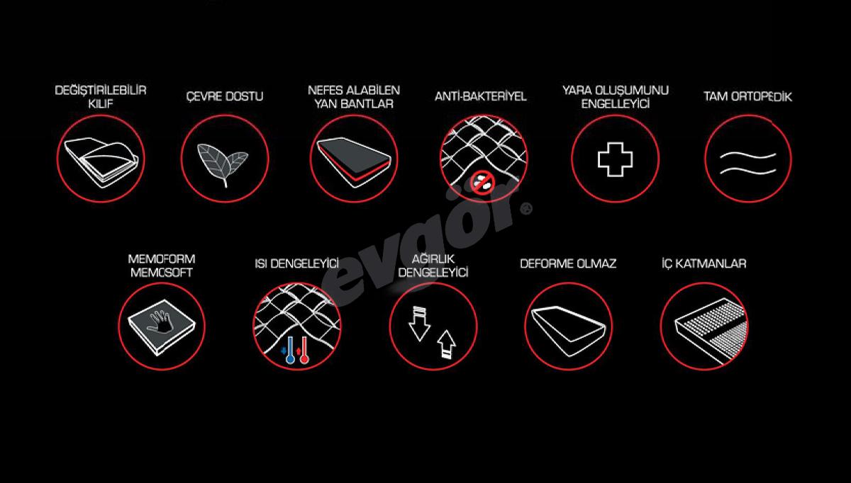 Lamborghini Silverstone Yatak - Thumbnail