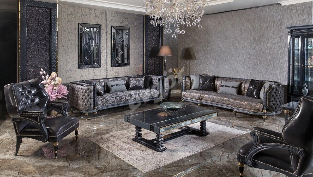 Larissa Luxury Koltuk Takımı