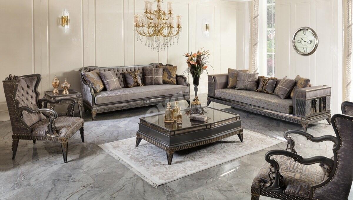 Lavena Art Deco Koltuk Takımı