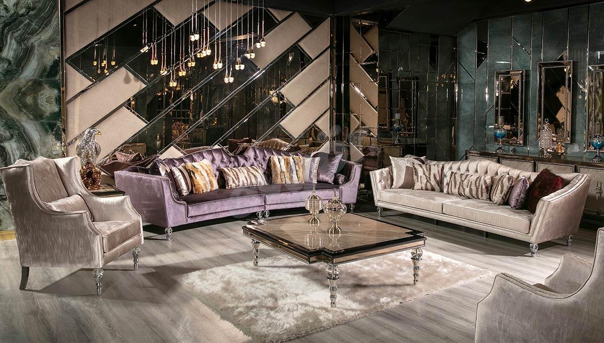 Lerza Luxury Koltuk Takımı
