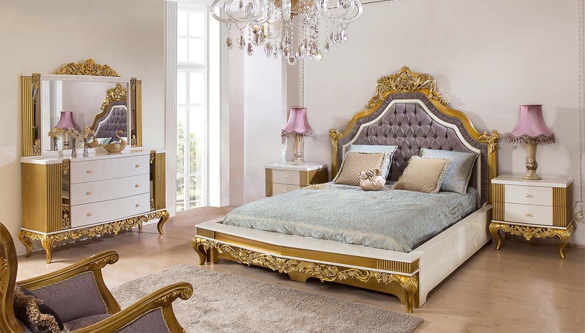 Levonta Klasik Yatak Odası