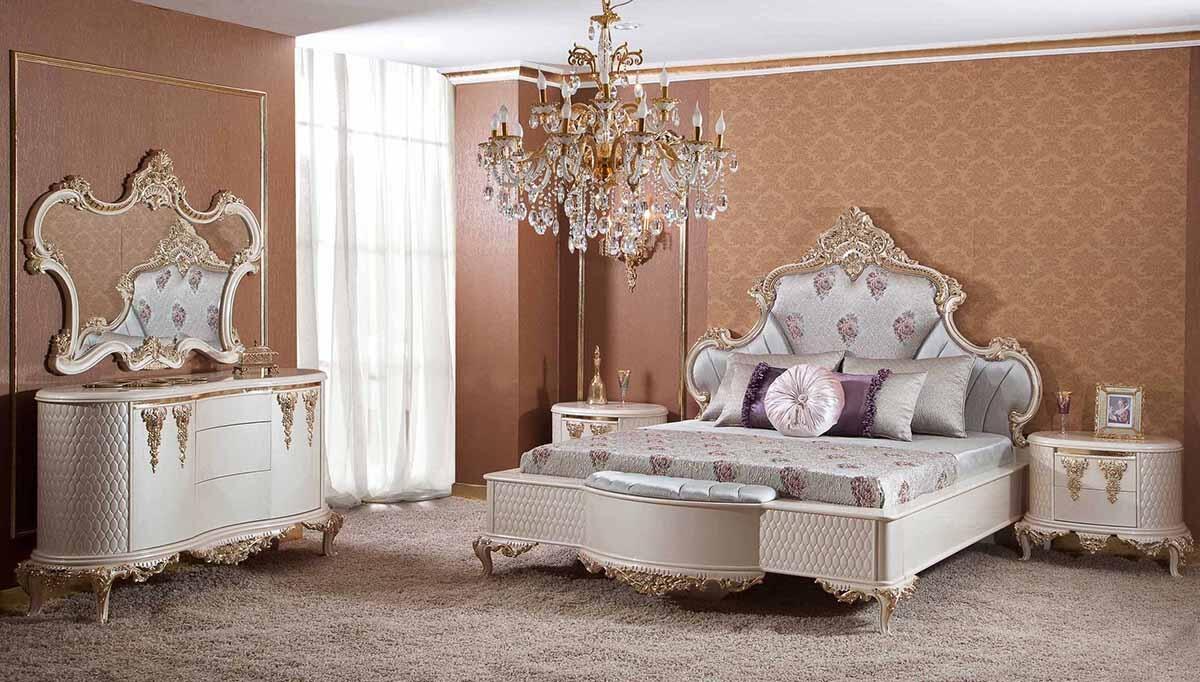 Magetta Klasik Yatak Odası