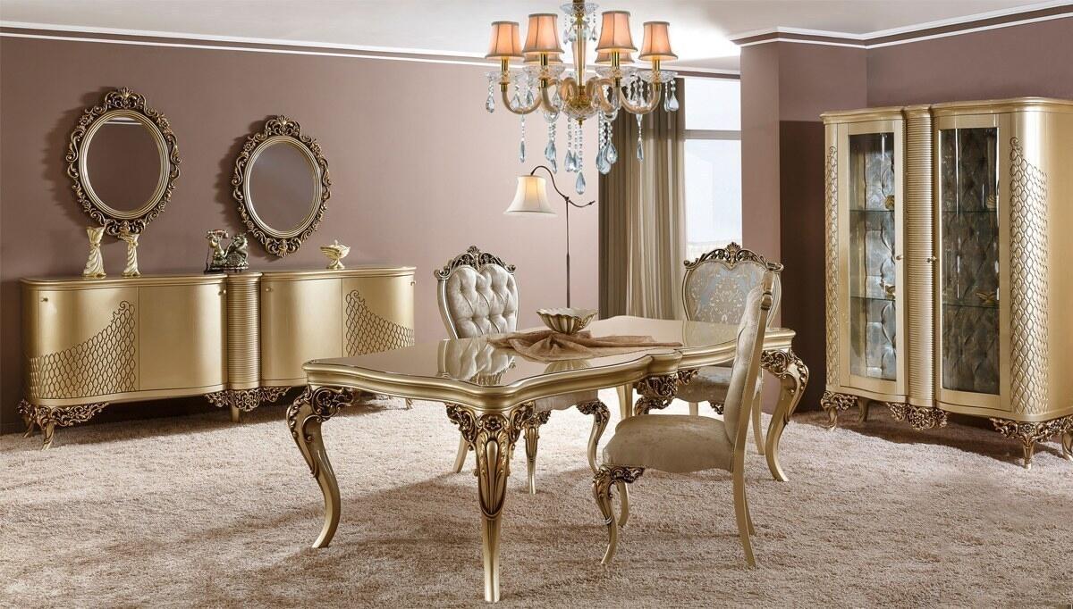 Manorya Klasik Yemek Odası