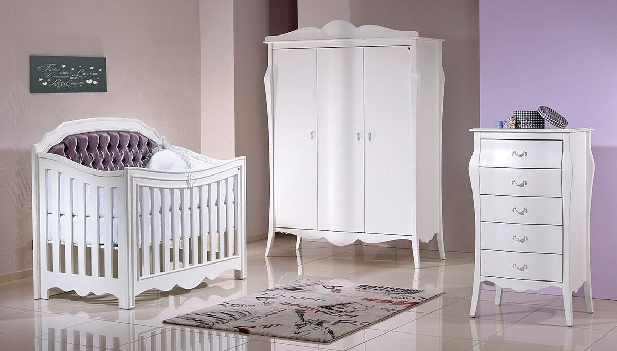 Mari MDF Bebek Odası