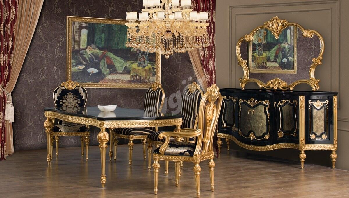 Miyah Klasik Yemek Odası
