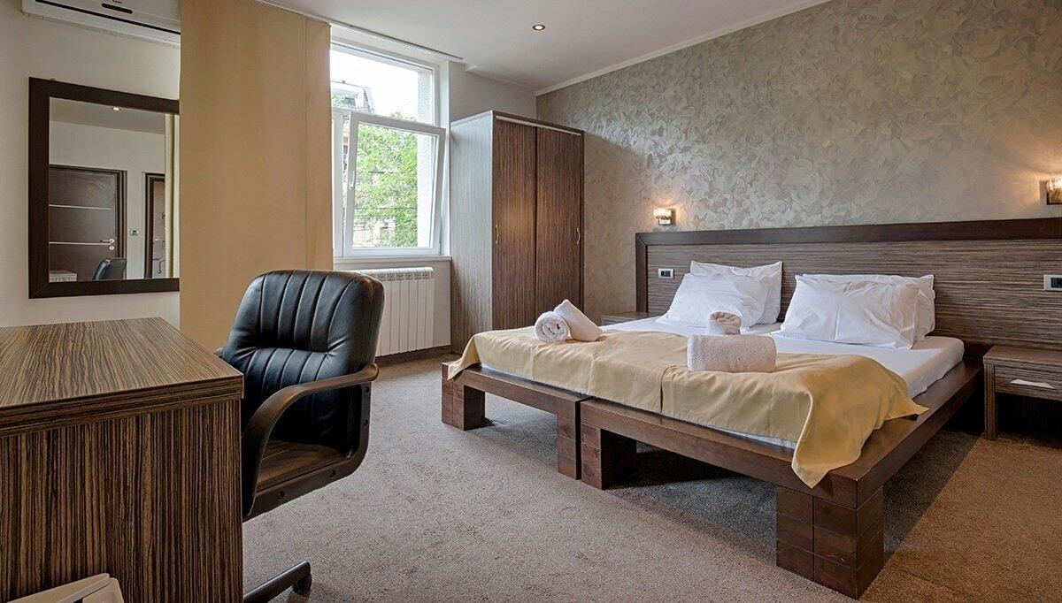 Mobrend Otel Yatak Odası