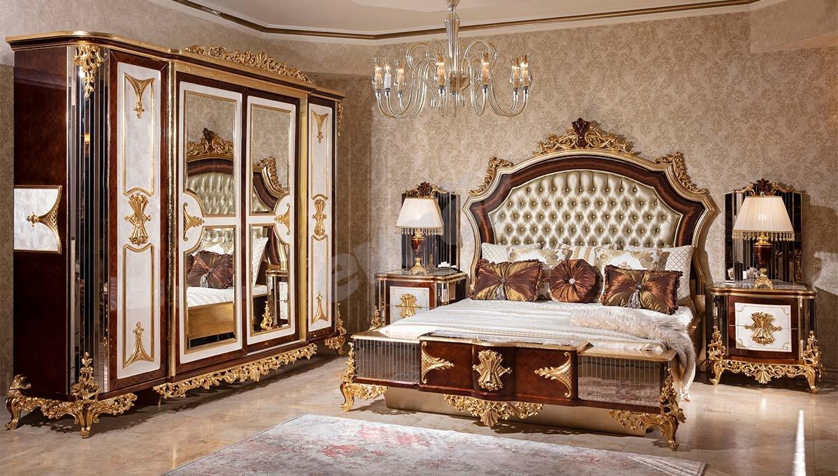 Monaliza Klasik Yatak Odası