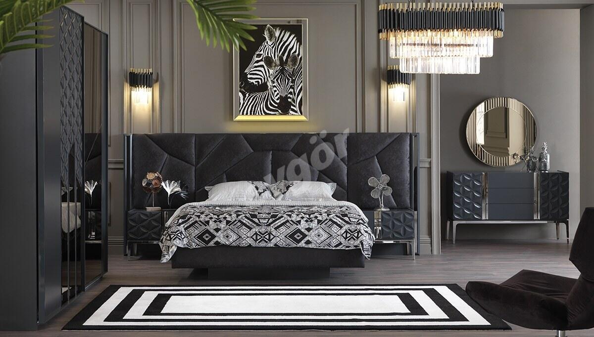 Montreal Lüks Yatak Odası