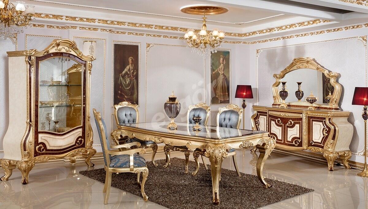 Nevora Klasik Yemek Odası