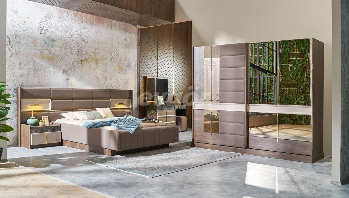 Oderas Modern Yatak Odası