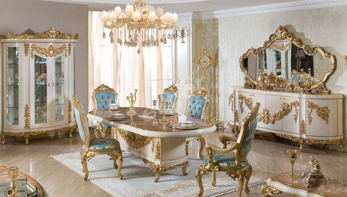 Ottoman Klasik Yemek Odası