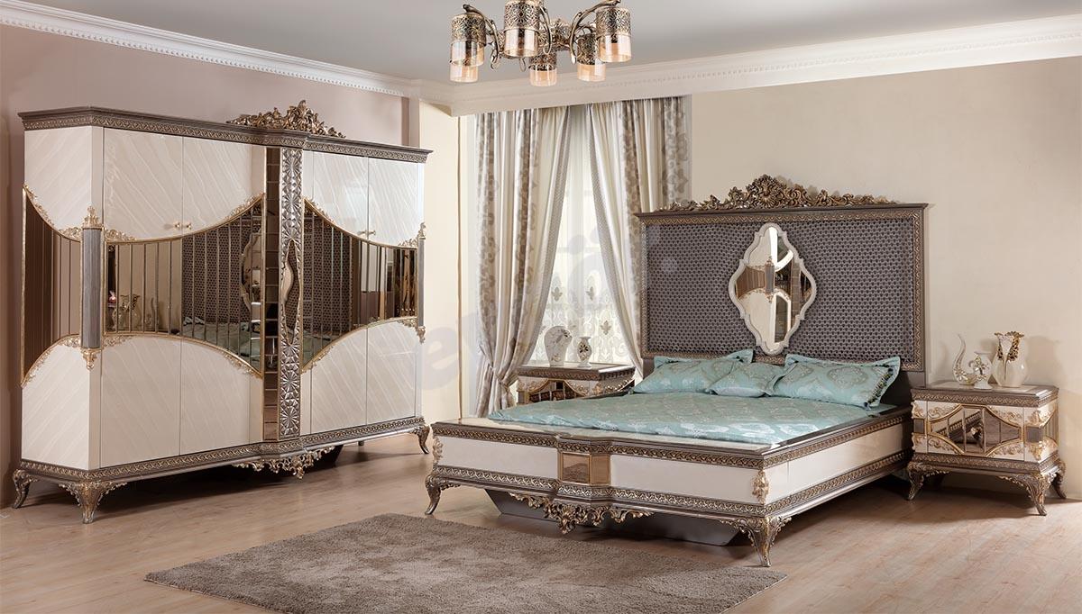 Palermo Klasik Yatak Odası