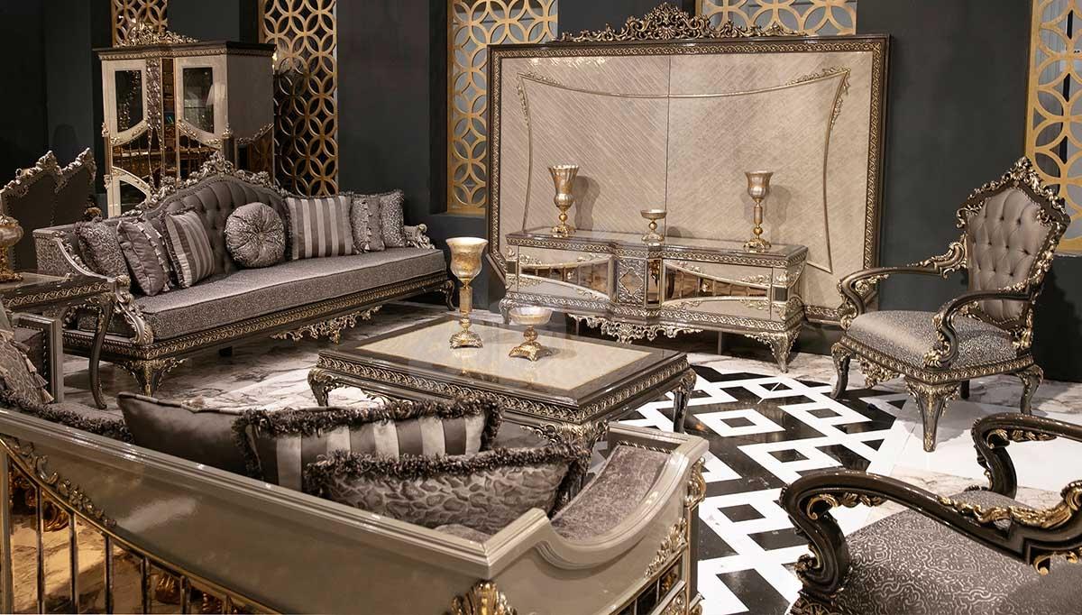 Palermo Luxury Koltuk Takımı