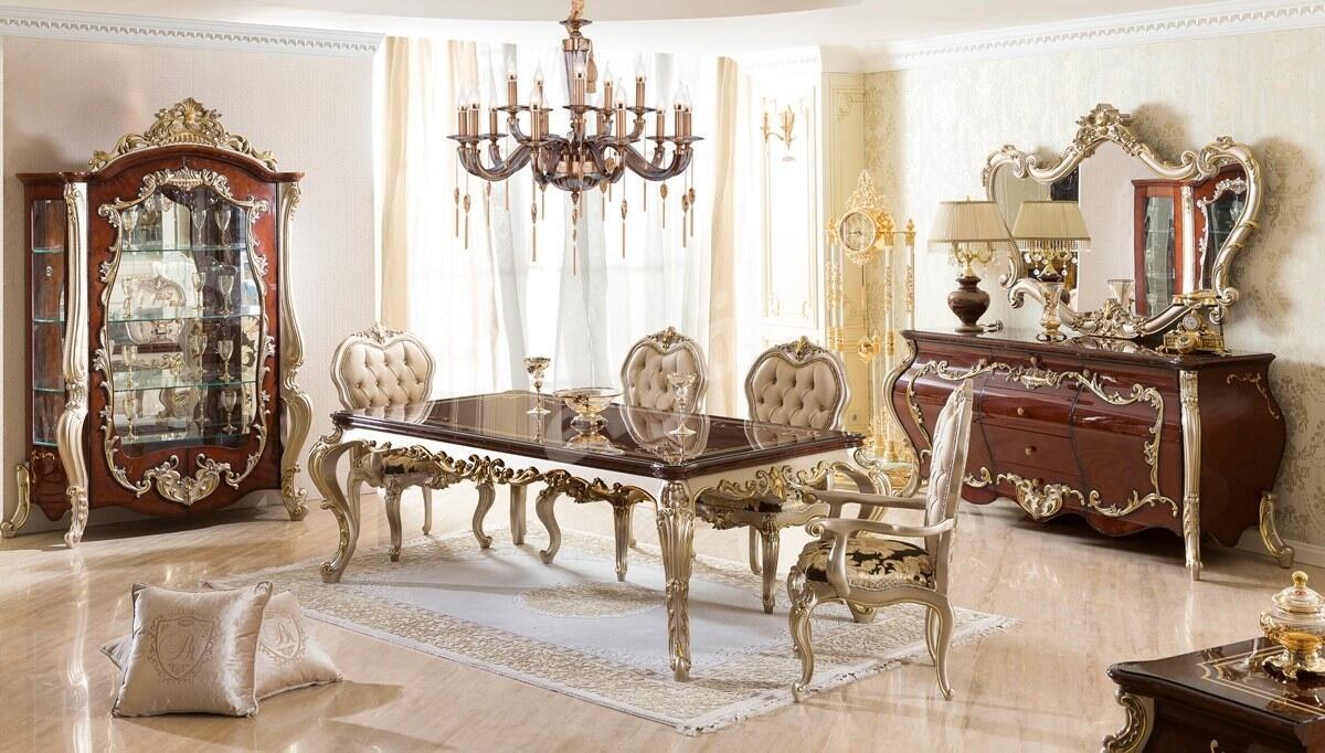 Partenas Klasik Yemek Odası